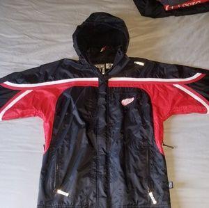 Detroit Redwings CCM Winter Jacket